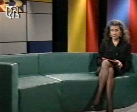 Beatrix Rief RTL TV Hessen Report 1991