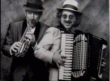 Jon Hammond and Marc Baum, Jon plays Excelsior Accordions