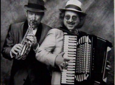 Jon Hammond and Marc Baum, Jon plays ExcelsiorAccordions