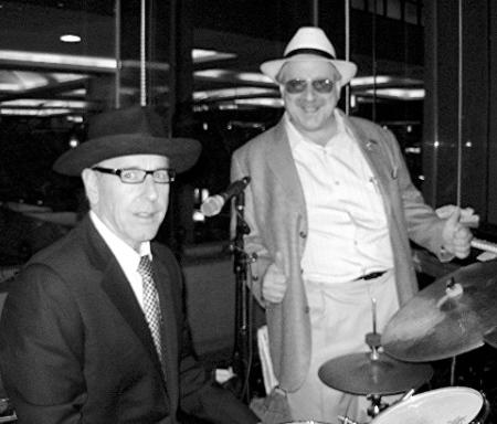 Danny Woody and JonHammond
