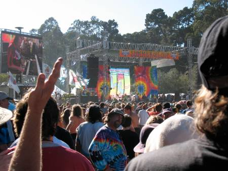 Summer of Love 40 Year Anniversary Golden Gate Park Jon Hammond on the scene *photo by jh