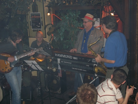 Jon Hammond Band in SCHNULZE Harburg Germany
