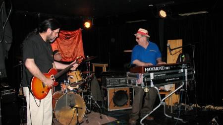 Jon Hammond Trio Live in Jazzkeller Hofheim Year11