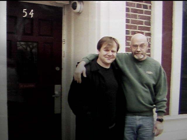 Igor Butman and Gary Walker WBGO photo Jon Hammond