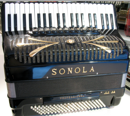 Jon Hammond liquidating immaculate accordion collection