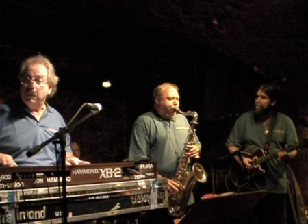 POCKET FUNK Jazzkeller Frankfurt JON HAMMOND Band