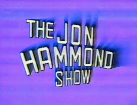Jon Hammond Show TV Show Title