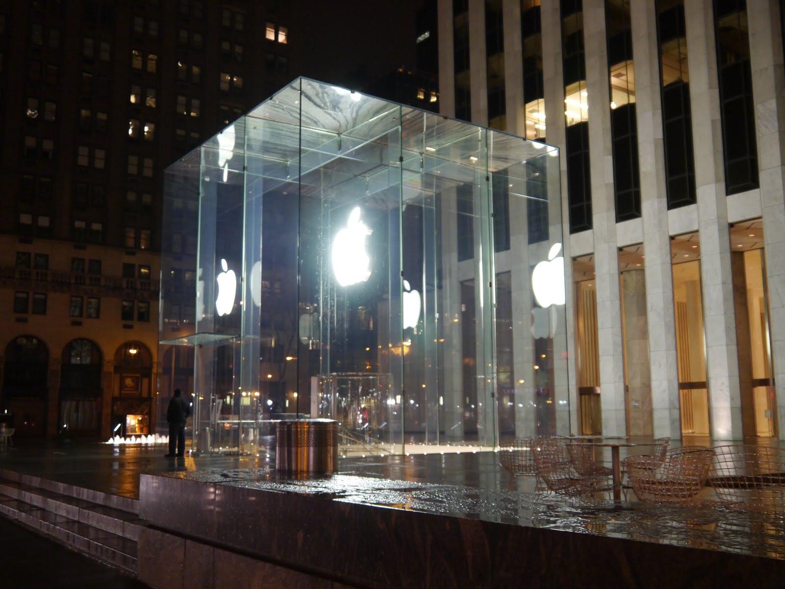 Apple store 42nd street